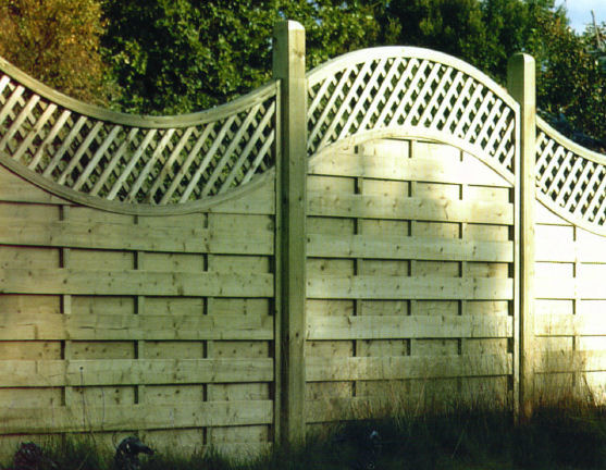 fences decks decorative fence