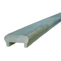 2.4m Decking Handrail