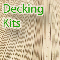 4.8m wide Decking Kits picture