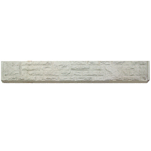 12 inch Rock Face Gravel Board