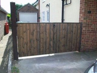 Tongue and Groove Gates 1