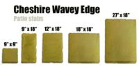 1 Sq Meter pack (Cheshire Wavey Edge) 5